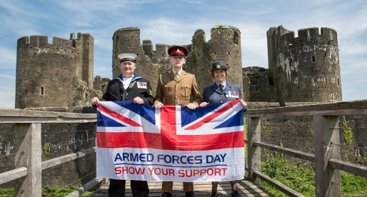 Meet RFCA for Wales as the Country Celebrates the Armed Forces this Weekend