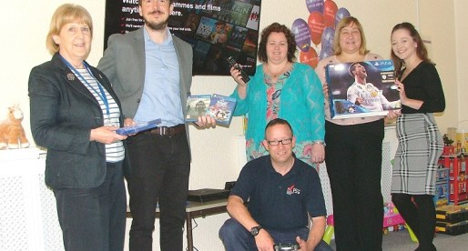 Swansea Firm's Kind Donation will Benefit Children and Families