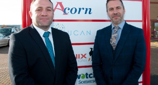 Acorn Drives South West Investment with new Weston-super-Mare Branch