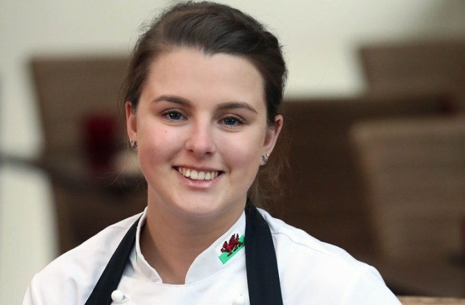 Welsh Chef to Represent Wales at the Culinary World Cup