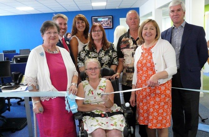 Torfaen Chosen for Alzheimer's Society's Regional HQ