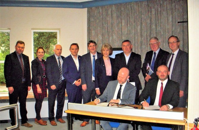 North Wales Growth Bid Receives Vital Support