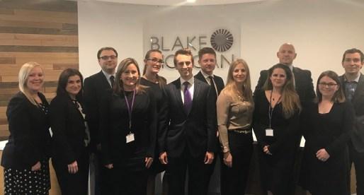 Blake Morgan Promotes 15 Cardiff Lawyers