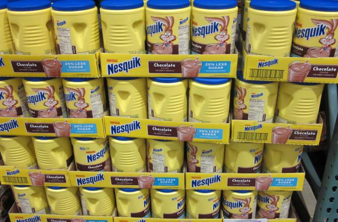 VAT Ruling on Nesquik Fruit-Flavoured Powders Provides Food for Thought