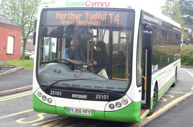 Powys Council Secures Over £1M in Grants for Local Transport Schemes