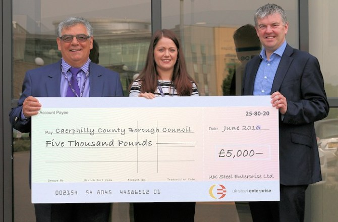 Caerphilly County Borough Council Receive Funding to Support Business Start-ups