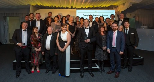 Winners of Caerphilly Business Forum Awards Announced