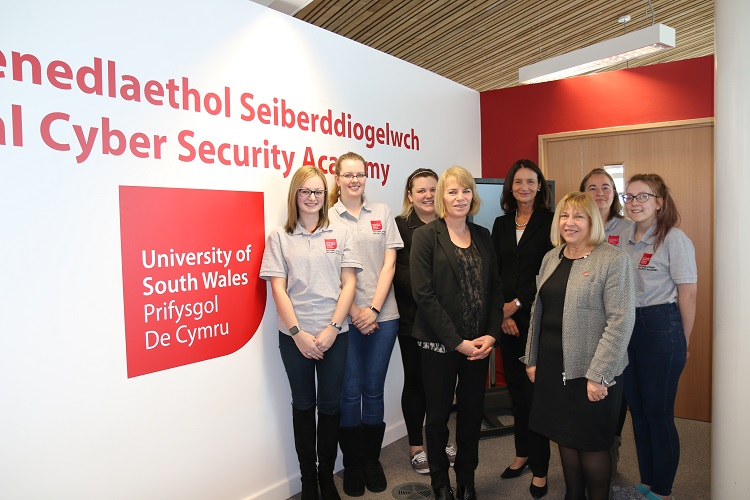 Cbi Director General Visits Usw S National Cyber Security