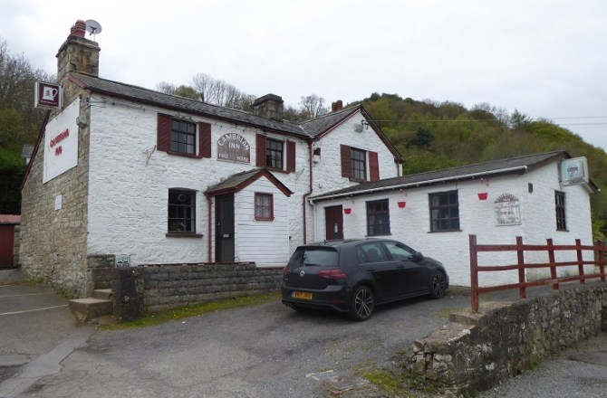 Abergavenny Pub Dream Couple Snap up Monmouthshire Inn