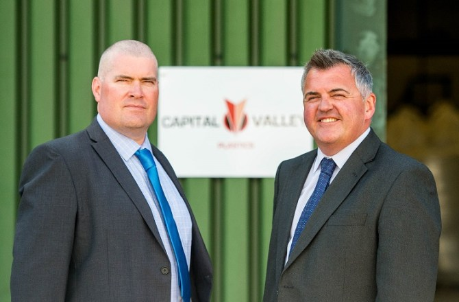 Blaenavon Manufacturer Expands With £150,000 Finance Package