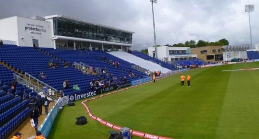 Glamorgan Cricket Prepare for BTEC Taster Day