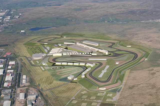 Key 48 Hours for Ebbw Vale's £300m Circuit of Wales Plan