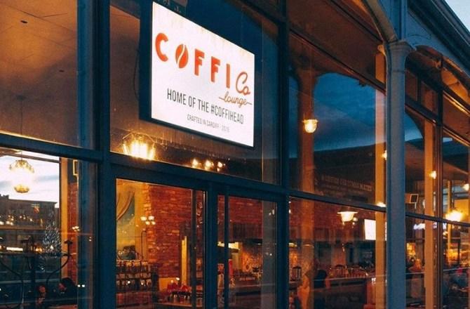 Coffi Co Opening 5th Branch in Cardiff Marina