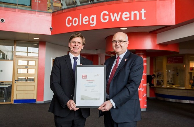 Welsh College to Develop Rail Related Careers and Apprenticeships