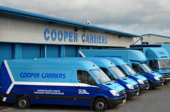 Welsh Logistics Firm's New Managerial Appointment