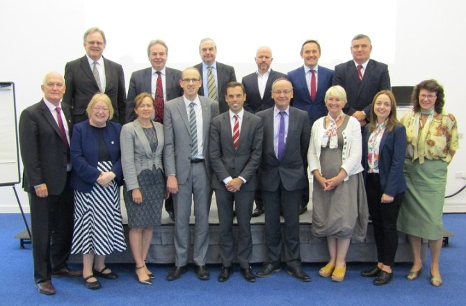 North Wales Leaders Unite to Secure Investment for the Region