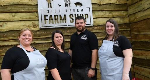 Entrepreneurial Family Launches Rhondda's First Farm Shop