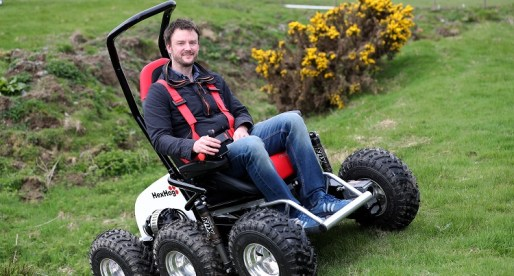 Expansion for Denbigh Revolutionary Wheelchair Manufacturer
