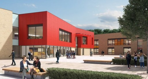 Artist Impressions of Brand New Cardiff Secondary School Unveiled