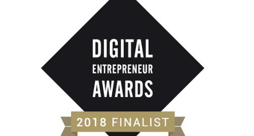 Wales Based Digital Agency Shortlisted for National Award