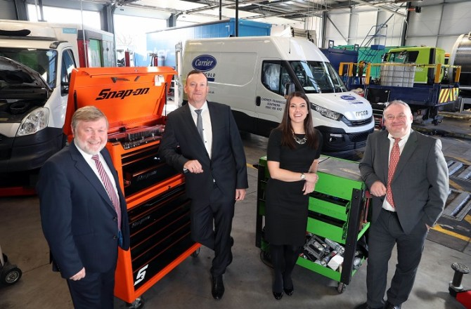 Development Bank of Wales Invest £1M in Commercial Vehicle Services