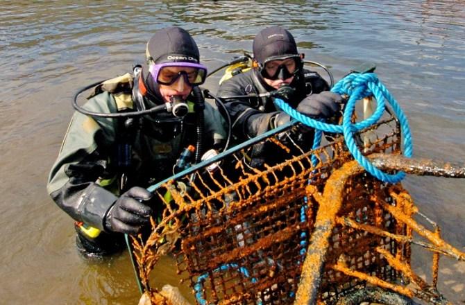 Neptune Help Protect the Coastline of Pembrokeshire