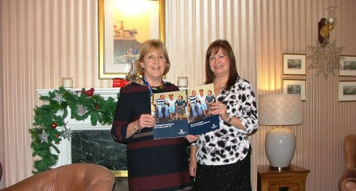 Role of Monmouthshire Carers Recognised at Usk Event