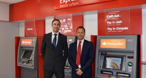 Welsh College Joins Forces with Santander to Deliver Welsh Language Programme