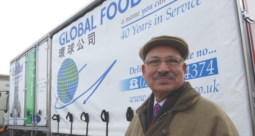 Cardiff Based Global Foods Ltd Investing for Future Growth Supported by Barclays