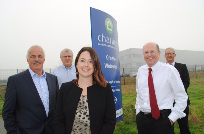 Outdoor Retail Operator £5.5 Million Investment in New Mid Wales HQ