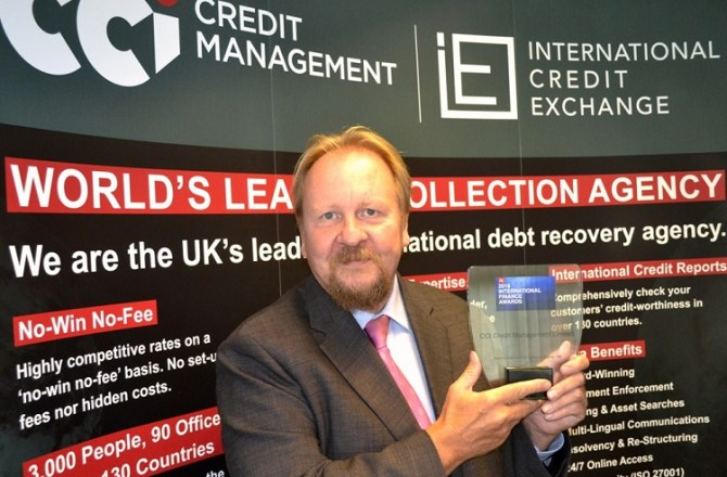 International Award for Welsh Debt Recovery Company