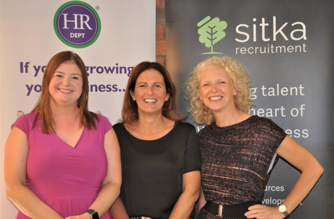 Sitka Recruitment Syncs Up with HR Dept Cardiff