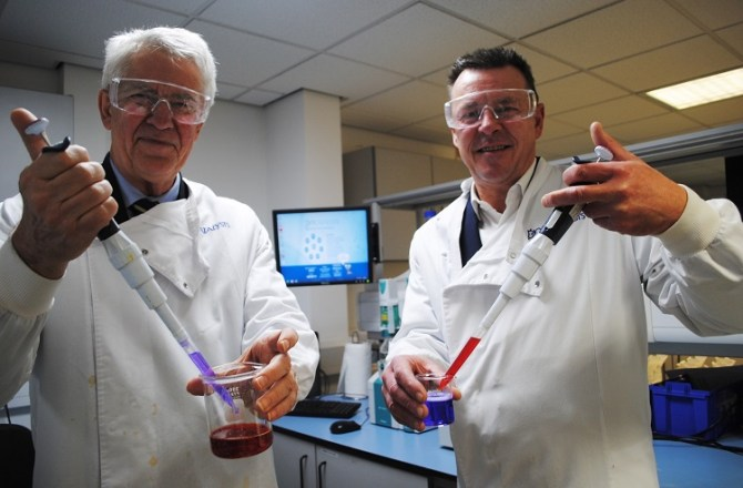 £6.5 Million Boost for Life Sciences Sector set to Bring New Jobs to South Wales