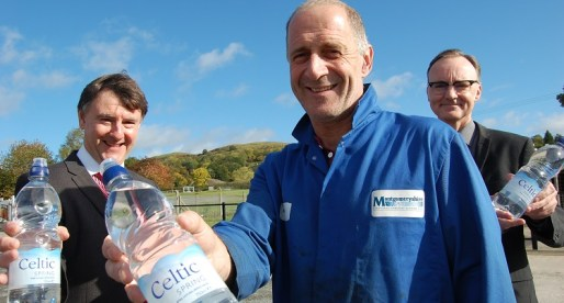 Powys-based Montgomery Waters Grows with £6m Investment from Barclays