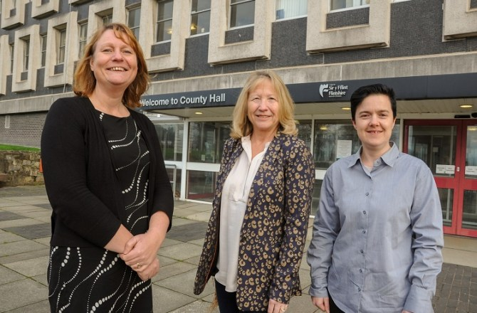 Award-Winning Charity Brings its Skills and Expertise to Flintshire