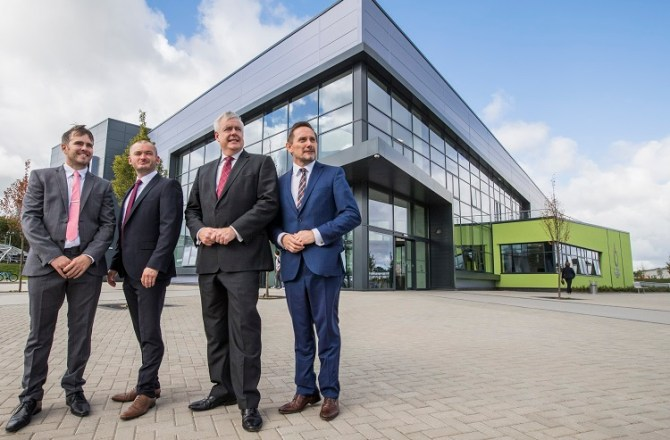 NE Wales College Pumps Hundreds of Millions into Economy