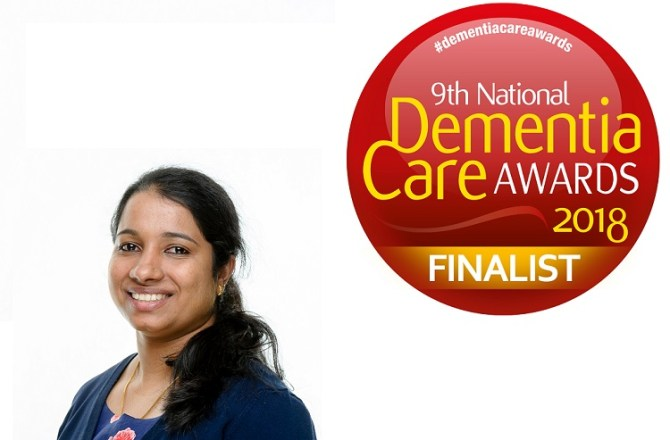 Cardiff Nurse Shortlisted for Prestigious National Dementia Award
