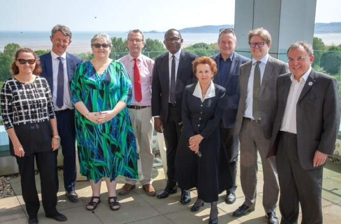 Swansea University UK's First Centre of Excellence for Diabetes