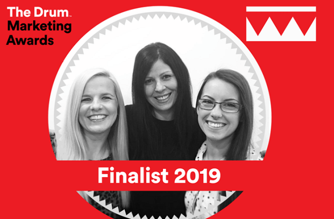 Welsh Agency Shortlisted as Finalists in The Drum Marketing Awards 2019