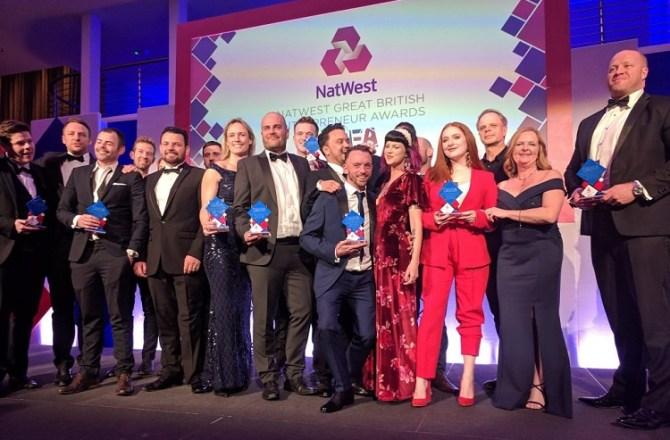 Welsh Winners Crowned at NatWest Great British Entrepreneur Awards