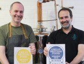 Welsh Micro Distillery Retains Best British Gin Award
