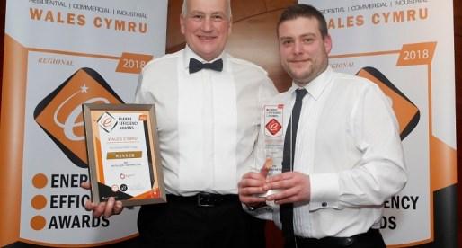 Denbighshire Green Energy Company Wins Top National Award