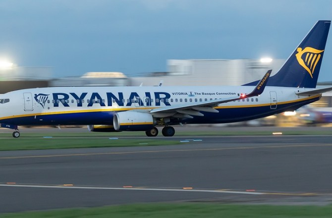 Ryanair Launches New Cardiff Route to Malaga