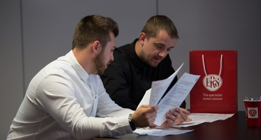 Specialist Motor Insurer ERS Celebrates Successful Recruitment Drive
