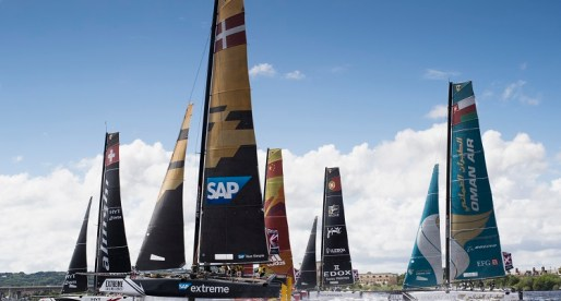 Cardiff Harbour Festival Hosts Extreme Sailing Series