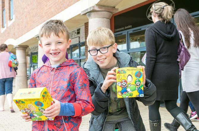 Egg-Citing Easter at Milford Waterfront