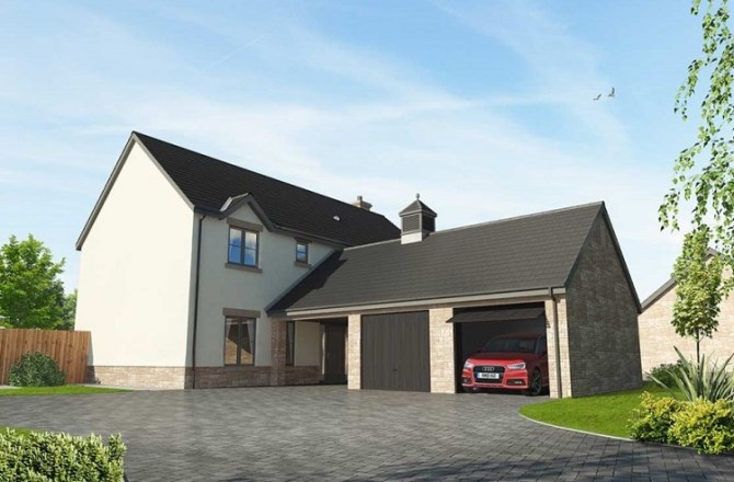 Llanmoor Announce Bespoke Development in Margam