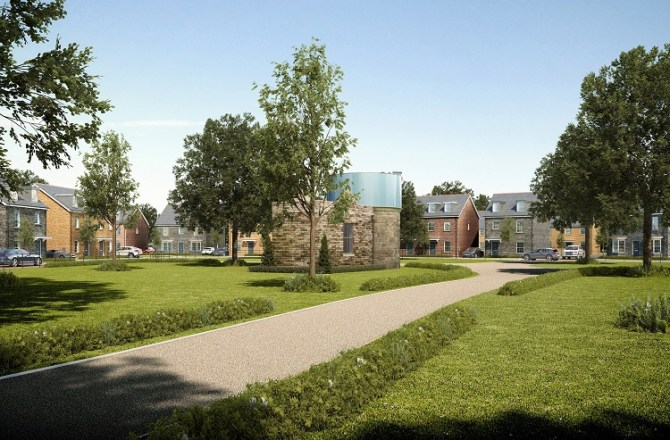 Planning Granted for 80-Home Swansea Residential Development