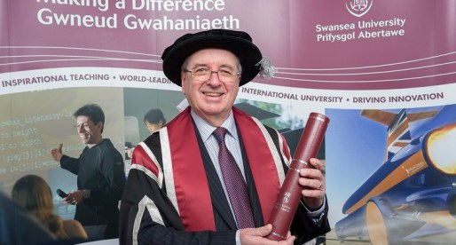 Swansea University Honours Esteemed Welsh Composer