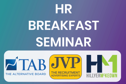 <strong> 16th May – Wrexham </strong><br> HR Breakfast Seminar